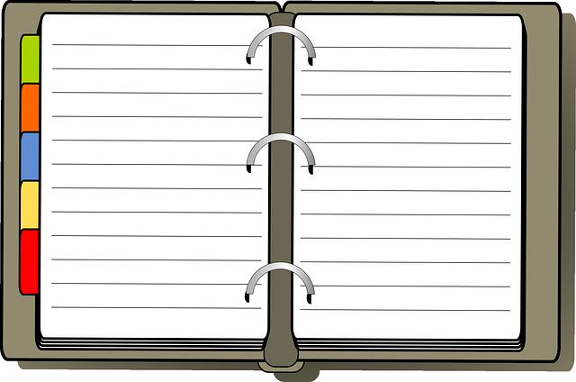 手帳はどんな手帳がいいですか? …Q&A-056